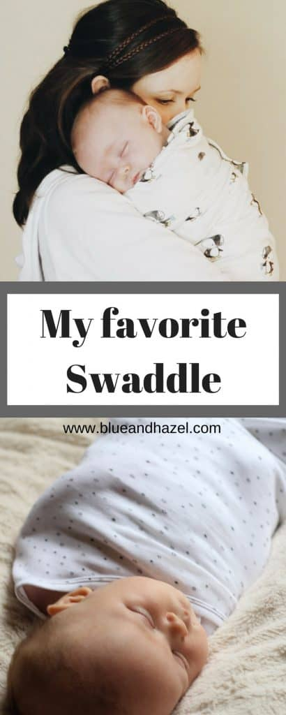 My favorite Swaddle nested bean zen swaddle