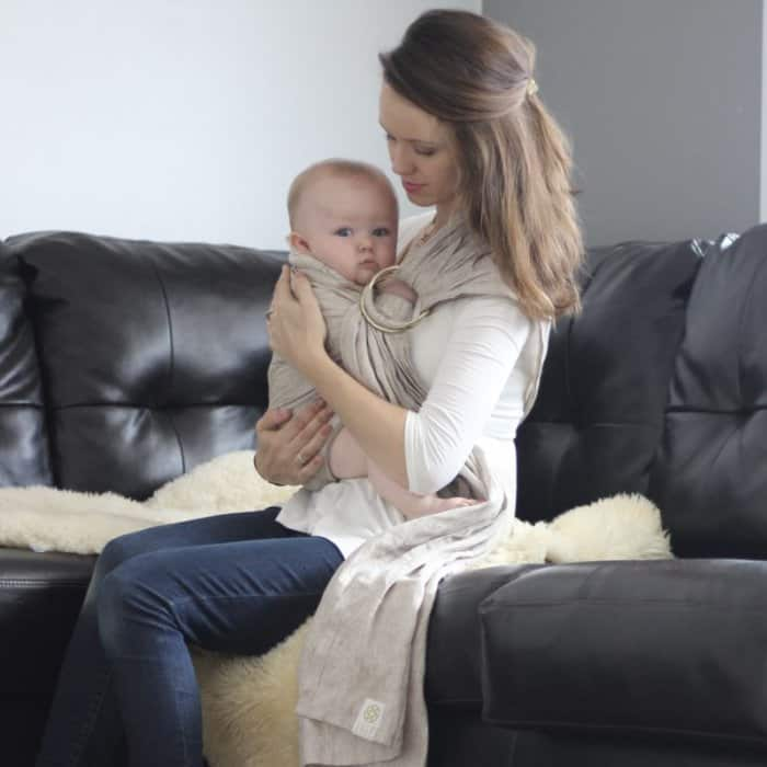 lillebaby ring sling review