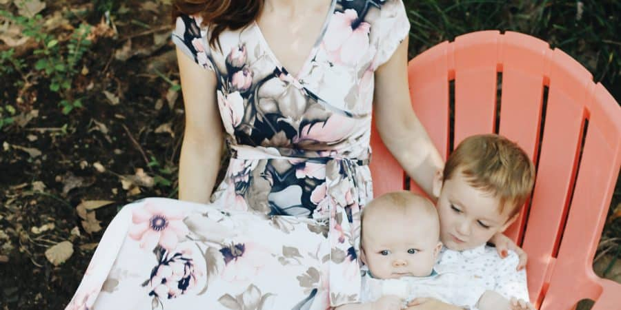 how to be a less stressed mom