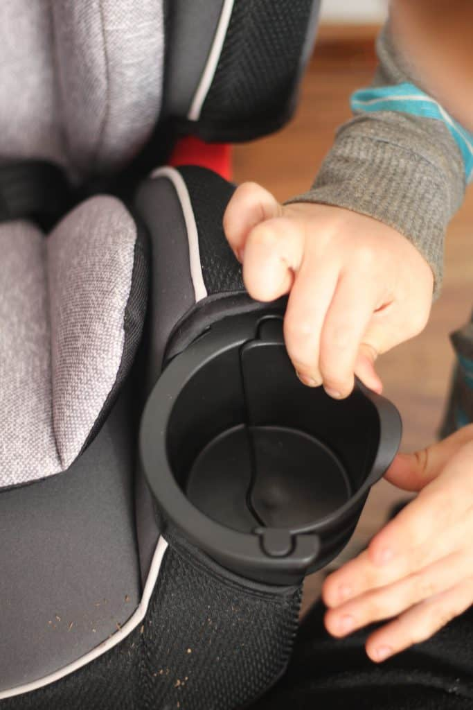 Graco Slimfit All in One Review
