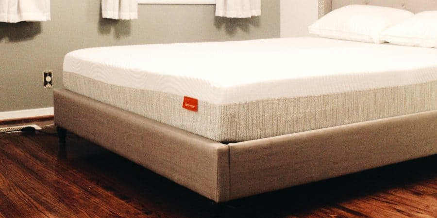 tomorrow sleep best hybrid mattress unboxing