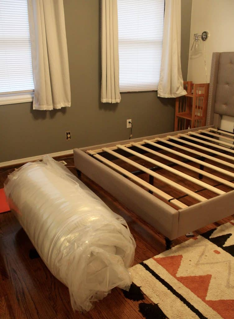 how to unbox a bed in a box from tomorrow sleep
