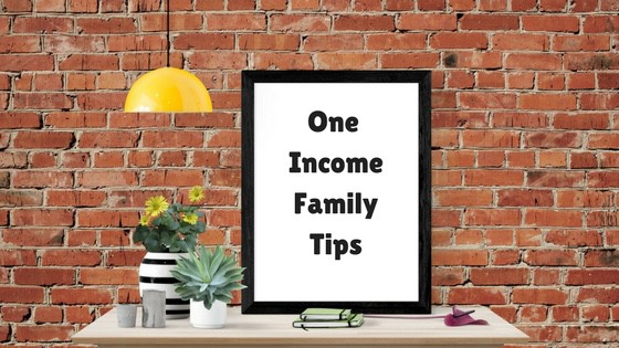 one family one income 5 people