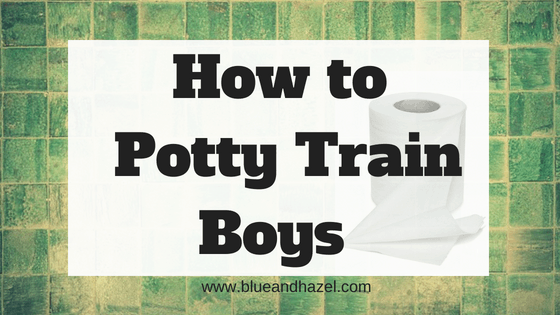 Potty Training Boys, how to potty and poop train boys with tips for boys who are scared to leave their diapers.