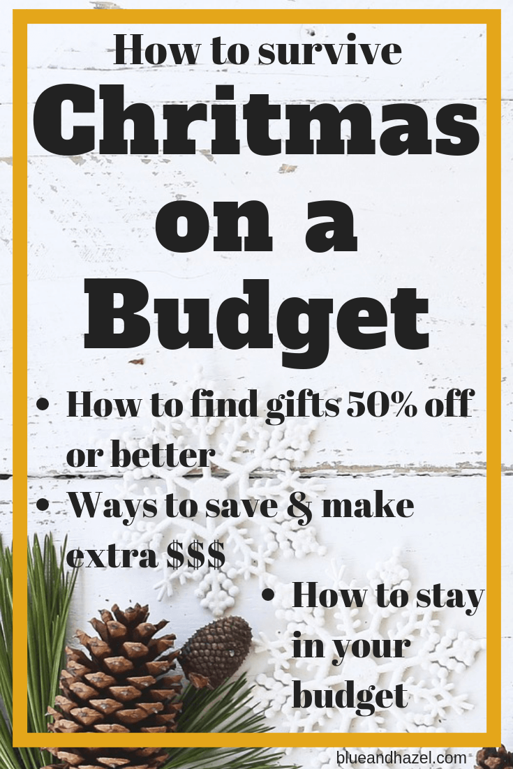 Christmas on a budget: How to spend less and deal with the pressure to buy a lot of gifts