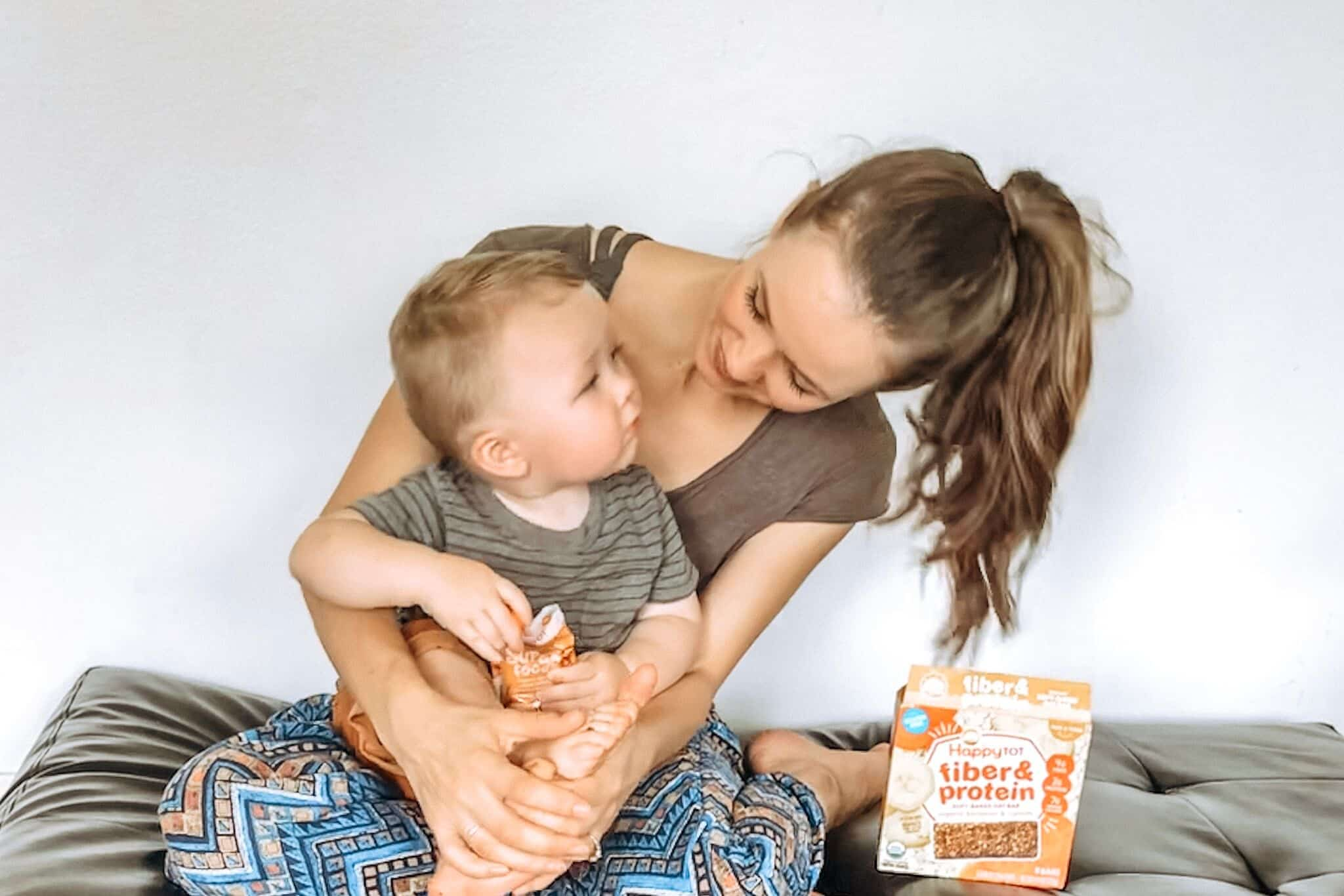 protein and fiber for toddler