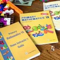 Singapore math for homeschooling review 1st grade books